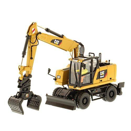85508 - Diecast Masters - CAT M318F Mobilbagger