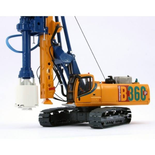 10527 - ROS - Casagrande B 360 Bohrgerät -gelb-