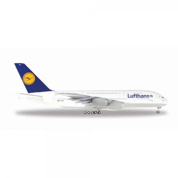 "550727-004 - Herpa - Lufthansa Airbus A380-800 ""D-AIMJ Brüssel"" - 1:200"