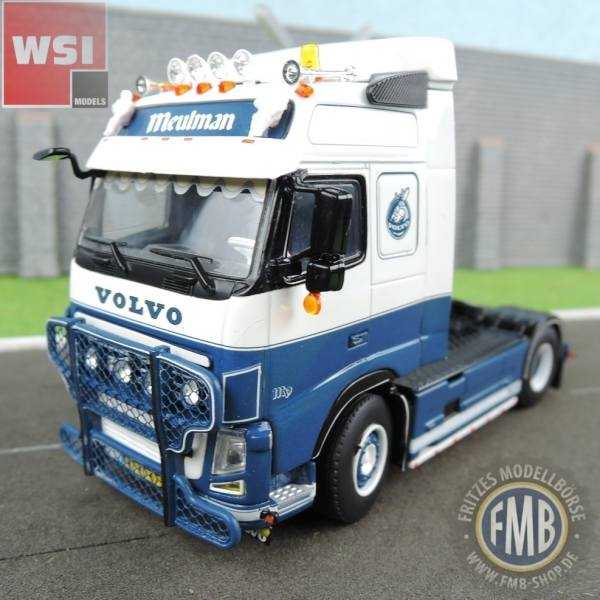 01-2537 - WSI - Volvo FH3 GL 2achs Zugmaschine - Meulman Transport - NL