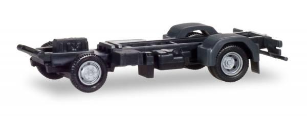 084932 - Herpa - TS Mercedes-Benz Atego 3-Seiten Kipper Fahrgestell, 2 Stück