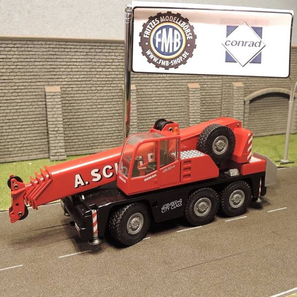2093/02 - Conrad - Demag AC 40 Mobilkran - Scholpp -