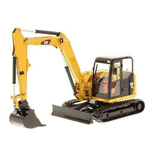 85239 - Diecast Masters - CAT 308 E2 Hydraulik Kettenbagger Maßstab 1:32