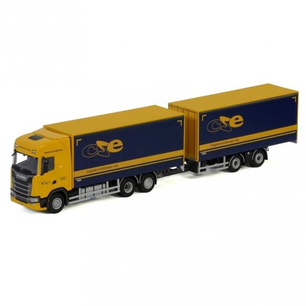01-3016 - WSI - Scania S HL CS20H mit Tandemanhänger - CSE Logistics - NL -
