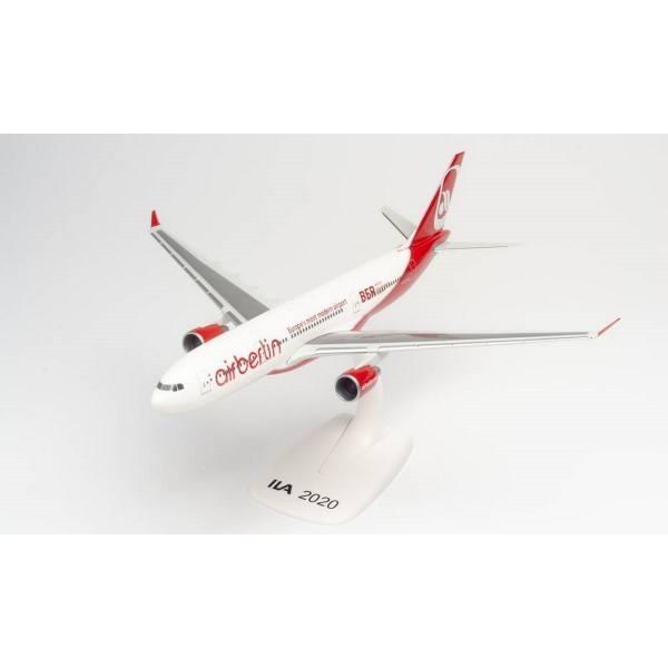 "612579 - Herpa - airberlin Airbus A330-200 ""BER"""