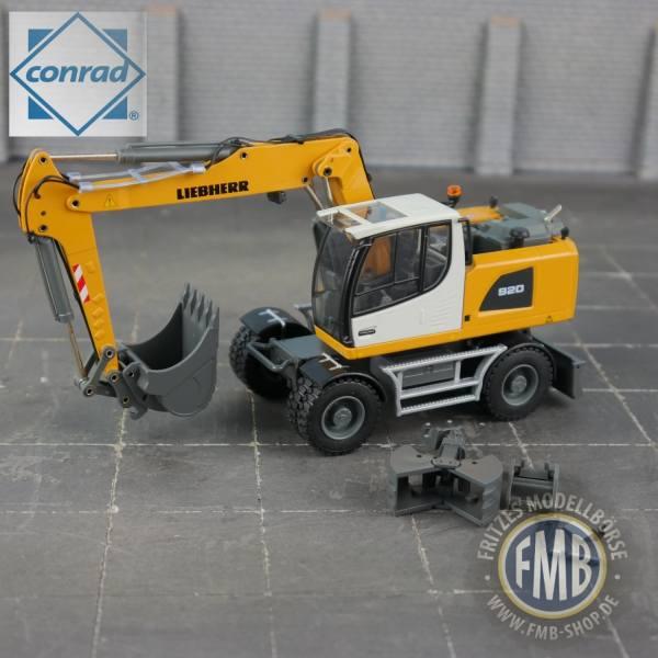 2216/0 - Conrad - Liebherr A 920 Litronic Mobilbagger