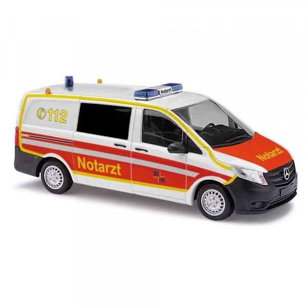 51135 - Busch - Mercedes-Benz Vito - Notarzt - Baujahr 2014