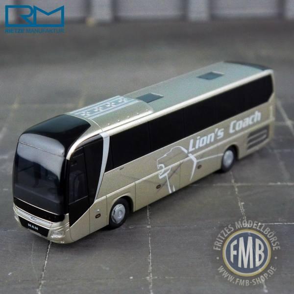 """76900 - Rietze - MAN Lion''s Coach `17 Reisebus """"MAN Vorführdesign"""""""