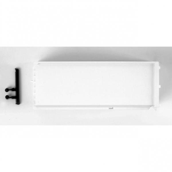 083324 - Herpa - TS Abrollmulde -UBoxx- weiß -2 Stück