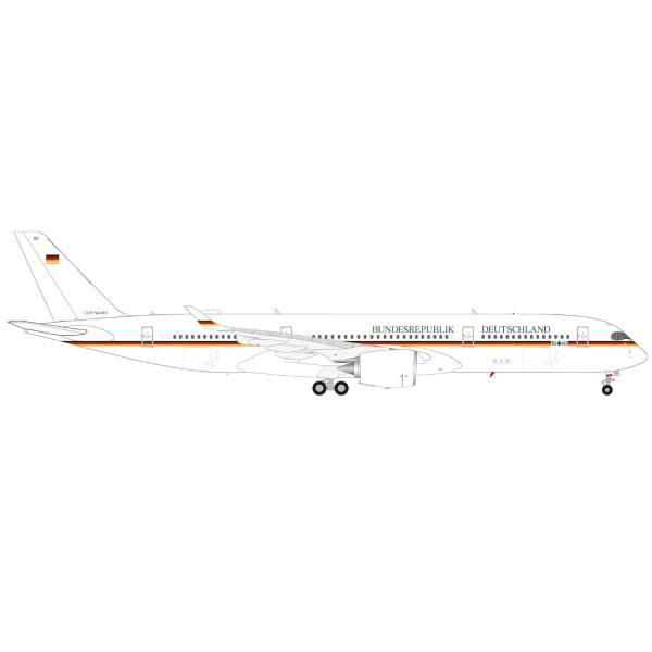 """570374 - Herpa - Luftwaffe Flugbereitschaft Airbus A350-900 """"10+03"""""""