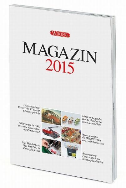 000622 - WIKING-Magazin 2015