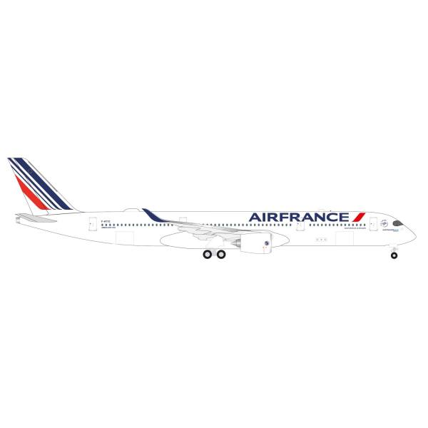 """533478-001 - Herpa Wings - Air France Airbus A350-900 """"Saint Denis de La Reunion"""""""