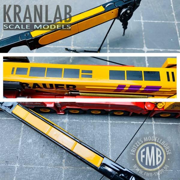 KR75-11 - Kranlab - Decal Set für WSI LTM 1750 Mobilkran