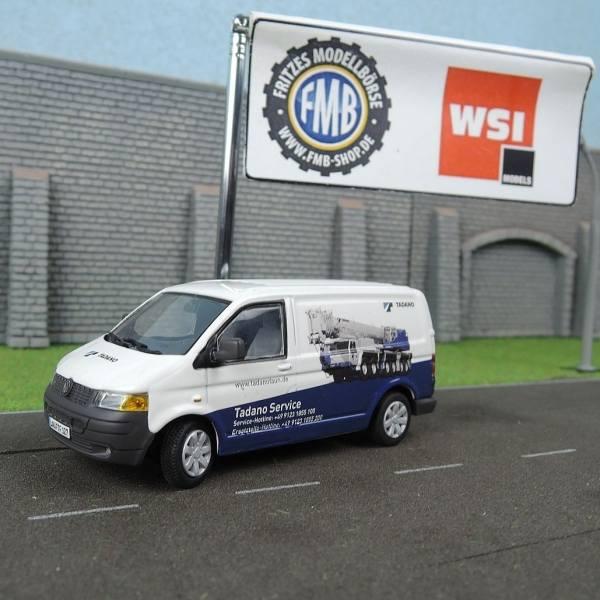 04-1103 - WSI - VW T5 Transporter - Tadano Service -