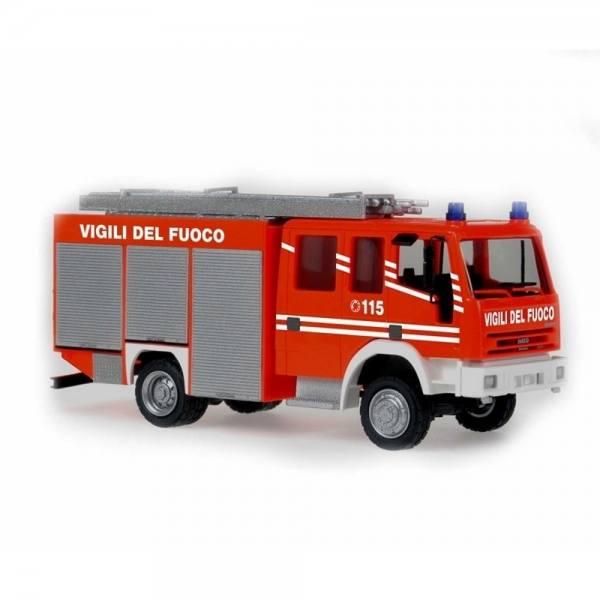 68304 - Rietze - Magirus Eurofire Tanklöschfahrzeug - Vigili del Fuoco - I