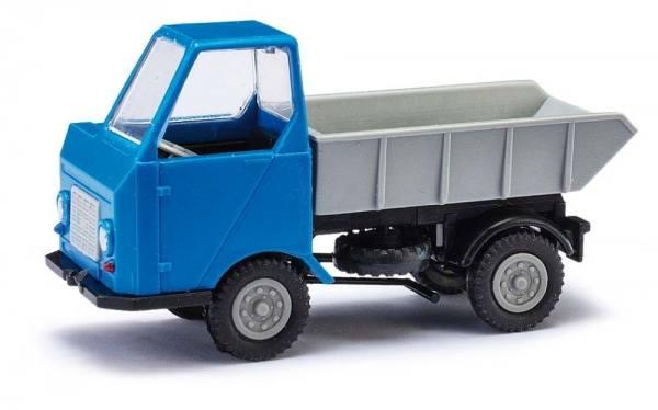 210 003501 - Mehlhose - Multicar M22 Muldenkipper, blau/grau