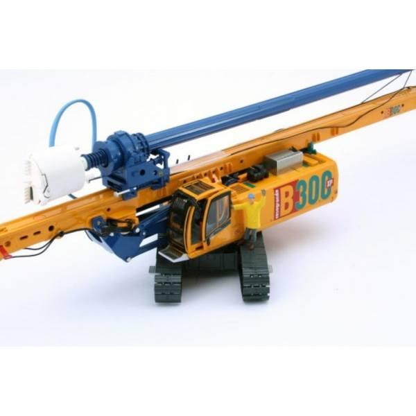 10527 - ROS - Casagrande B 300 Bohrgerät - gelb -