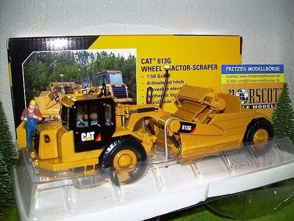 55235 - Cat 613G Schürfzug