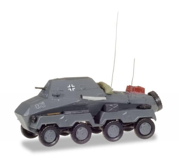 """745925 - Herpa - Panzerfunkwagen Sonder-Kfz 231 """"Wehrmacht"""""""