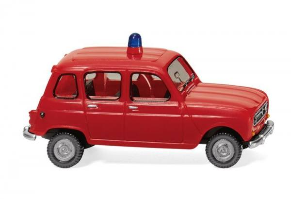 "022447 - Wiking - Renault R4 ""Feuerwehr"""