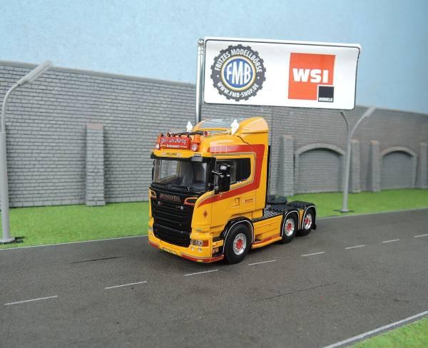 01-2060 - WSI - Scania Streamline HL 3achs Zugmaschine - Gebr. den Hartog - NL -