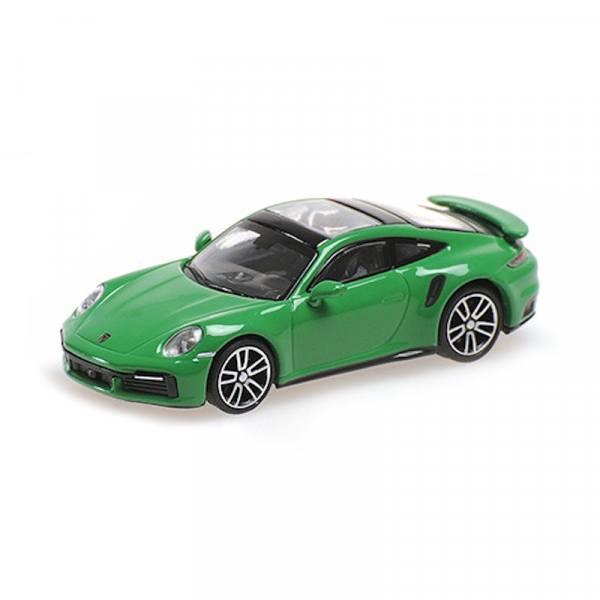 069070 - Minichamps - Porsche 911 Turbo S (992 - 2020), grün