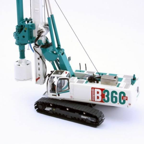 10257 - ROS - Casagrande B 360 Bohrgerät -weiß-