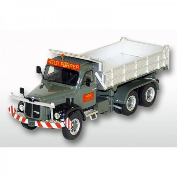 G0008341 - Golden Oldies - Saurer 5DM 6x6 3achs Kipper - Welti Furrer