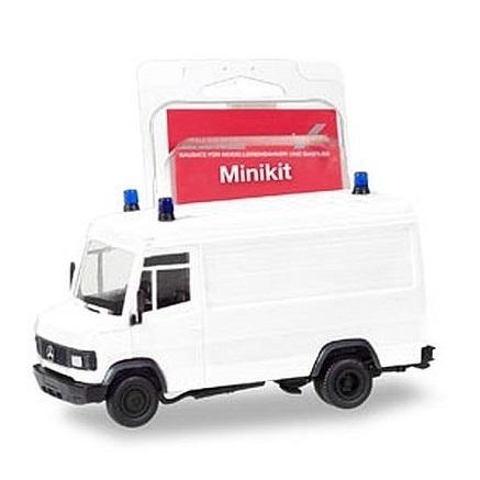 Herpa Minikit MAN TG-L Koffer-LKW I-RTW weiß