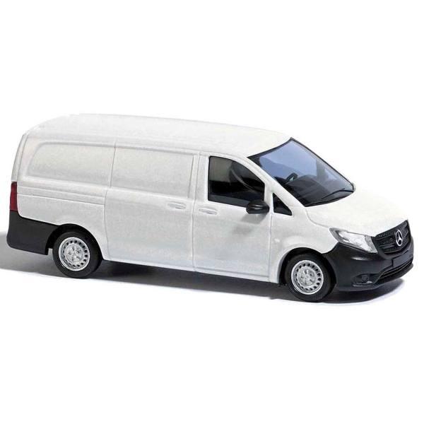 60203 - Busch Bausatz - Mercedes-Benz Vito `14 Kastenwagen, weiß