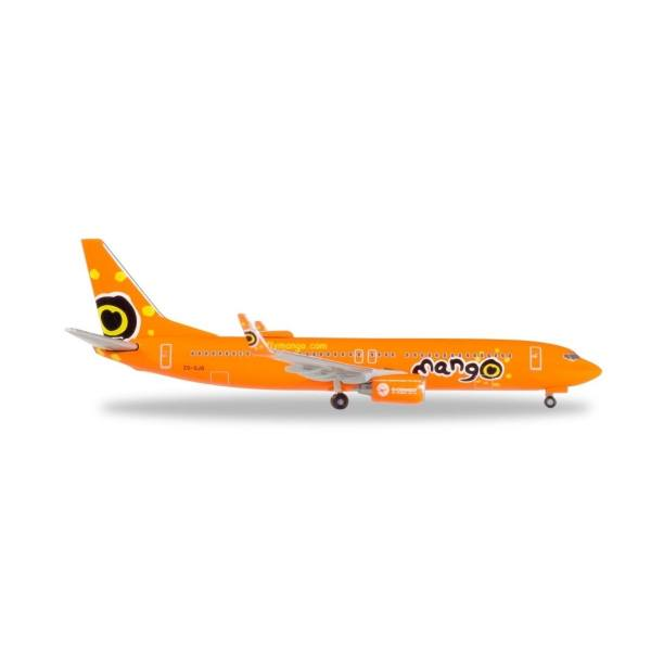 531351 - Herpa - Mango Boeing 737-800 - 1:500