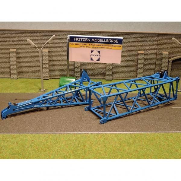 99922/01 - Conrad - Montagespitze für Liebherr LG/LR 1750 Windkraftausführung, blau