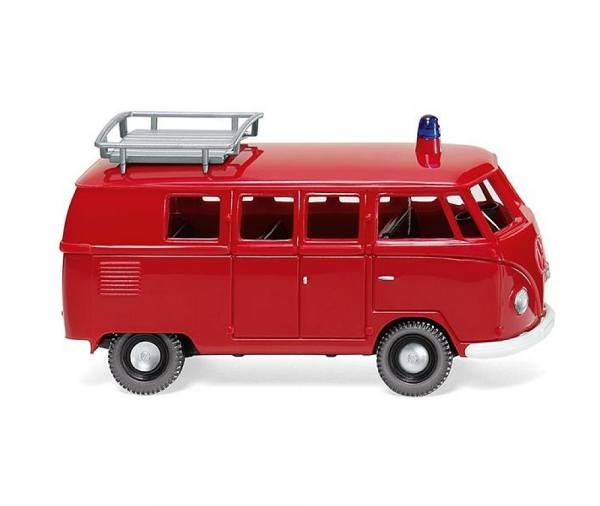 078812 - Wiking - VW T1 (Typ2) Bus mit Dachträger - Feuerwehr