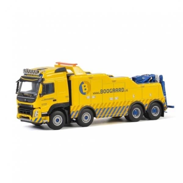 01-2776 - WSI - Volvo FMX GL 4achs Bergefahrzeug - Boogaard Berging - NL -