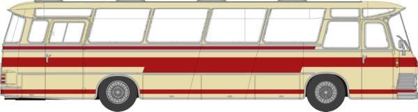 58231 - Starline - G. Auwärter Neoplan NS 12 Reisebus (Baujahr 1970), elfenbein/rot