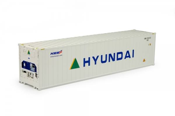 70485 - Tekno - 40ft Kühl-Container - Hyundai -