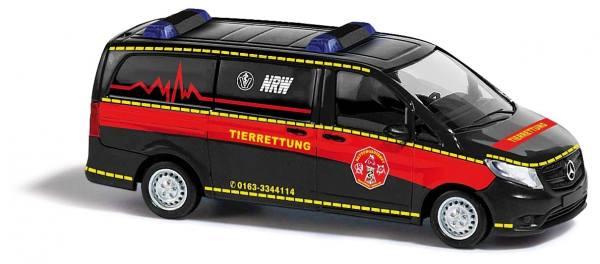51137 - Busch - Mercedes-Benz Vito - Tierrettung - Baujahr 2014
