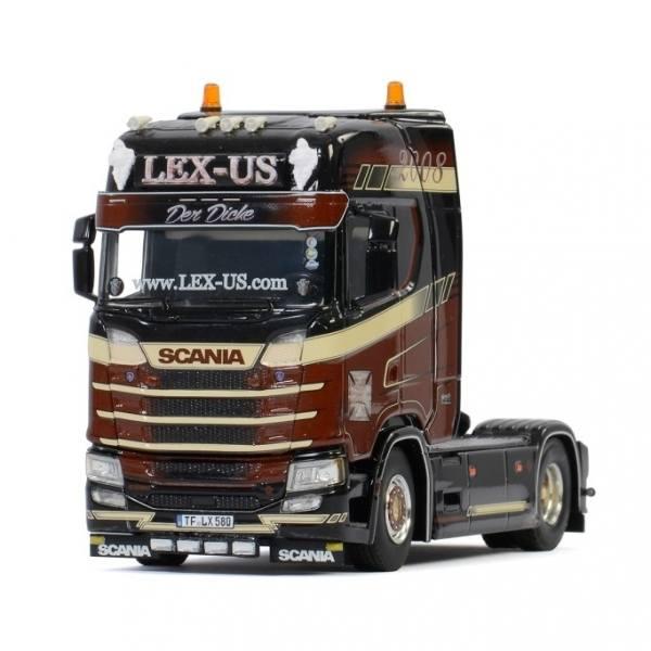 01-2885 - WSI - Scania S HL CS20H 4x2 2achs Zugmaschine - LEX-US - D -