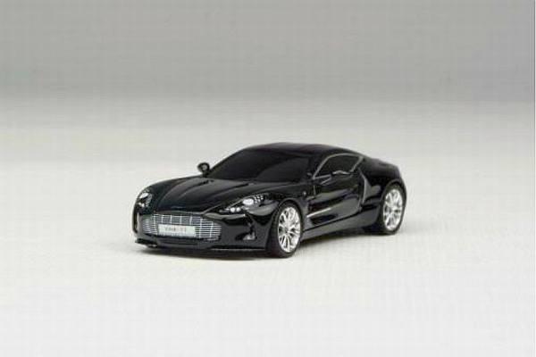 H0-07 - AvanStyle - Aston Martin One:77 Supersportwagen -schwarz-