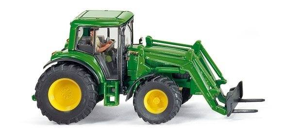 039340 - Wiking - John Deere 6920 S Traktor mit Frontlader