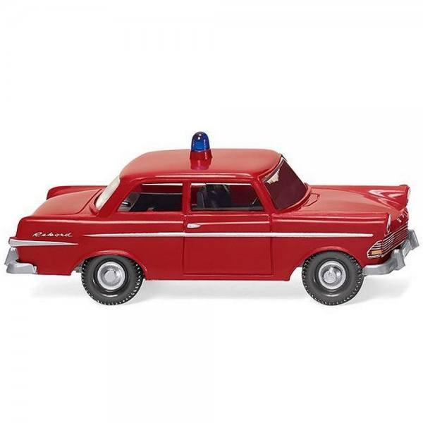 086146 - Wiking - Opel Rekord `60 - Feuerwehr