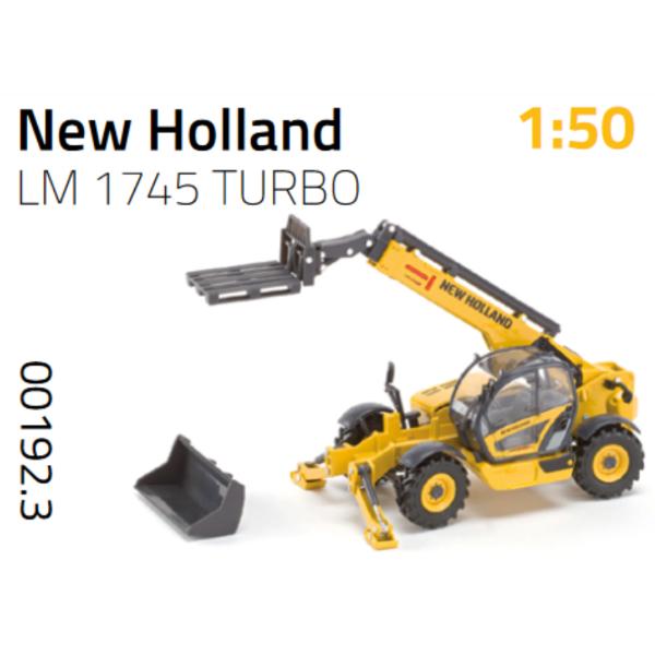 00192.3 - ROS - New Holland LM 1745 Turbo Teleskoplader