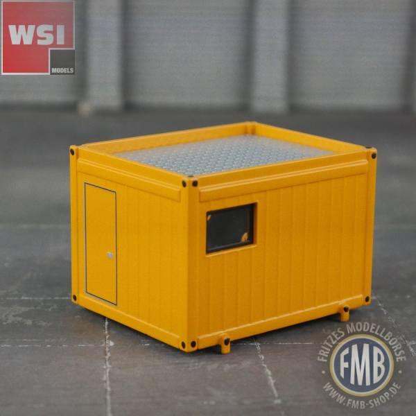 04-1008 - WSI -  10 ft Ballast Container, gelb