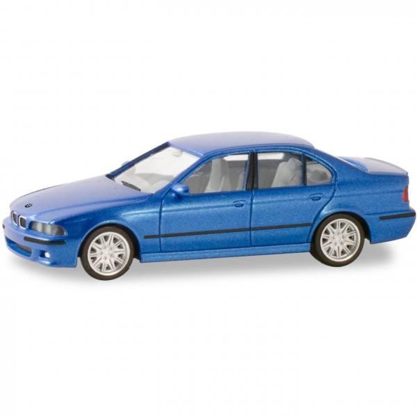 032643-002 - Herpa - BMW M5 (E34), Montecarloblau metallic