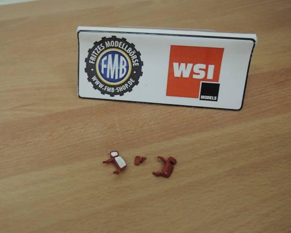WSI - Spiegel-Set Scania R kupferrot