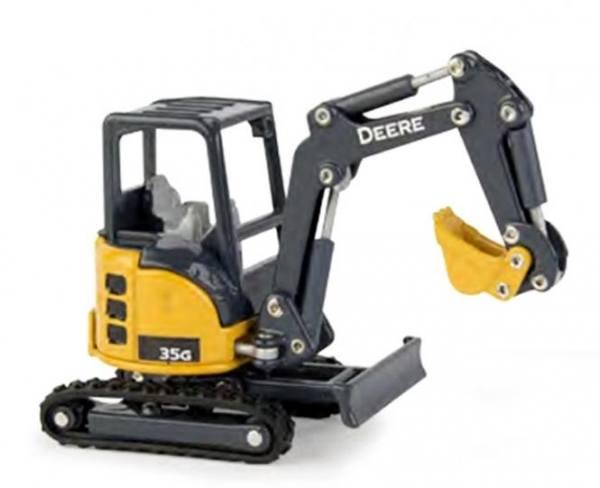 45611 - Ertl - John Deere 35G Minibagger