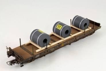 H01203 - Bauer - Blechcoils, neu - 125mm lang -