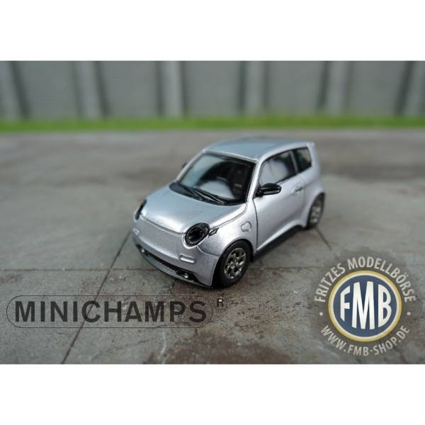 098102 - Minichamps - E.Go Life (2018) E-Mobility, silber metallic