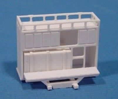 100103 - Bausatz - Schwerlastturm, unlackiert - Kunststoff -