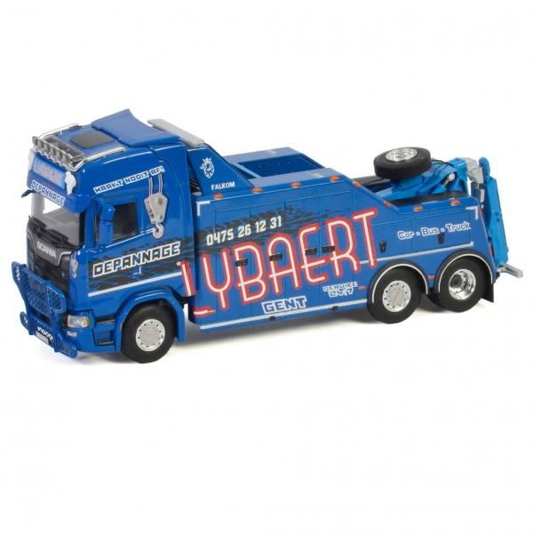 01-3334 - WSI - Scania CS20H 6x2 Bergefahrzeug - Depannage Lybaert - BE